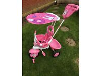 Fisher Price Smart Trike 3 in 1 - Pink