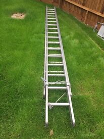 YOUNGMAN DIY EXTENSION LADDER 4.5 METRES