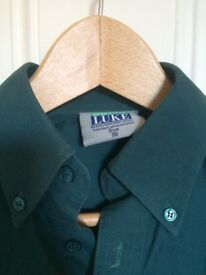 Scouts uniform shirt. Size XS. Pre owned but in good condition.