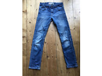 Levi 511 Boys Slim Fit Denim Jeans Age 12