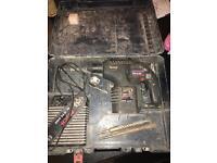 Bosch SDS hammer drill