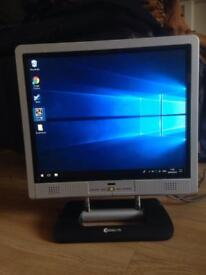 "19"" LCD Monitor, Digimate"