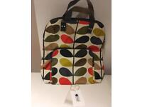 Orla Kiely Multi Stem Backpack Tote. Brand New with tags.