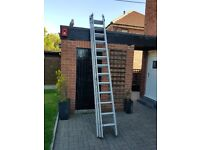 Youngman trade 350 triple ladders