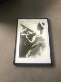 Ballerina art x 2