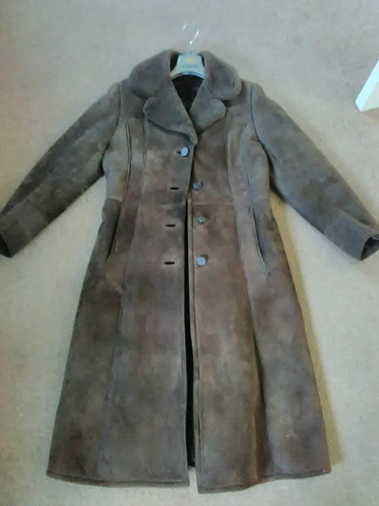 Richard Draper of Glastonbury Sheepskin Coat | in Milton Keynes ...
