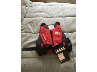 HELLEY HANSON Life Jacket Brand New still with Price Tags on £10