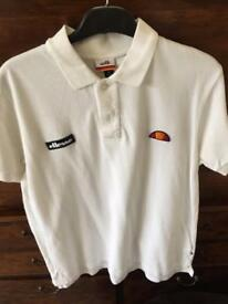 Ellesse short sleeved polo