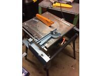 ELU TGS 172 Flip Table & Mitre Saw