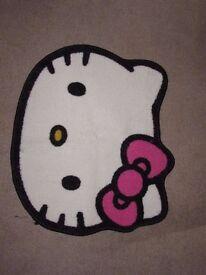Hello Kitty Carpet Mat / Rug