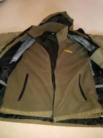 Trakker Jacket & Trousers and Fleece