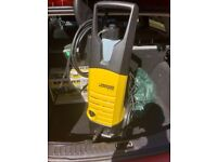 BRAND NEW NEVER USED KARCHER k5 LOOK AT PHOTOS and a new sealed T200 patio deck washer