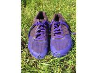 Ladies 6.5 Reebok Nano 4 crossfit shoes for weightlifting gym work