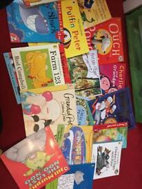 17 children's books