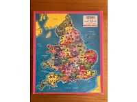 Classic Victory Plywood Tray Puzzle for young and older!!