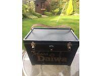 Daiwa seat box.