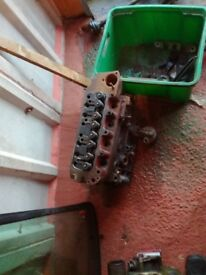 Mg Metro 1275 engine, cylinder head, long finale drive gearbox and other spares £400ono