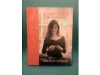 "Nigella Lawson - ""At My Table"" - New hardback book RRP £26"