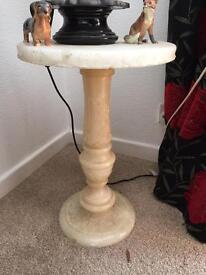 Onyx Table
