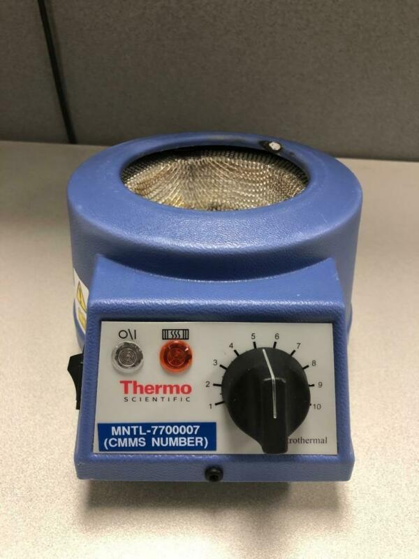 Thermo Scientific Heating Mantle EMV0250/CEX1 *TESTED*