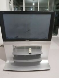 Panasonic TH-37PE50B 37 Inch Plasma Screen TV with Attaching Stand