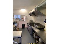 Commercial Kitchen to rent West End - Glasgow