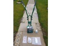 Coopers petrol rotavator *BRAND NEW UNUSED* With new Coopers 2 stoke oil