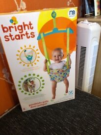 Bright stars door bouncer