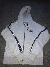 Woman's Adidas zipper Size 10