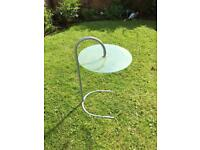 *Free* small glass table