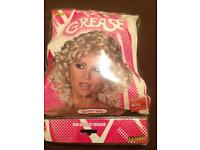 Fancy Dress Wig - Sandy from Grease