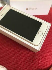 iPhone 6, 16gb Rose Gold