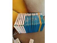 Nintendo Wii & Wii U consoles
