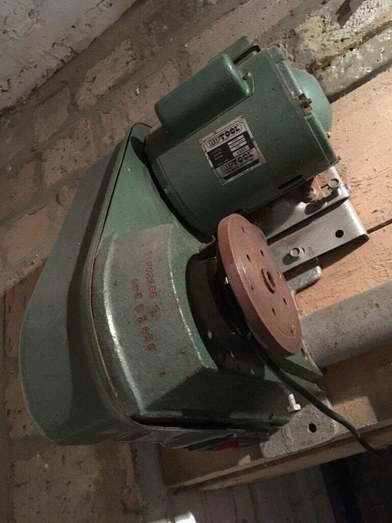 NuTool 5 Speed Wood Lathe