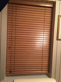 Immaculate Wooden Blinds
