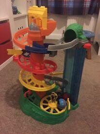 Thomas & Friends Rail & roll spiral