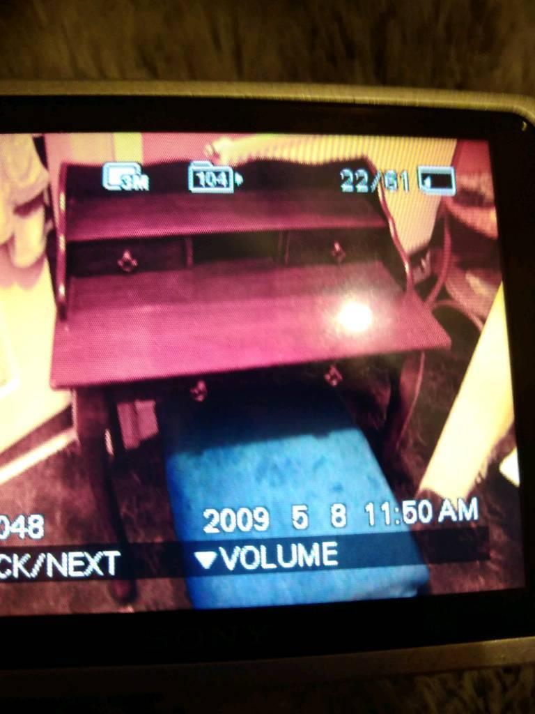 Desk stool new cond