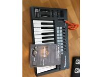 Novation Launch Key 25
