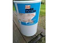 G4 Pond Sealer - Clear - Worth £200.00 - 18 litres -