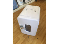 ELECTRIC MINI FRIDGE COOLER TABLETOP CAMPING RV BOAT WARM BOX COOL 12V