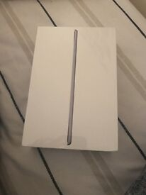BRAND NEW Ipad mini 4 128gb WIFI Space grey unopened and factory sealed