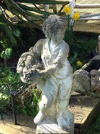 Large four season garden statue