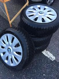 "BMW Bridgestone tyres 16"" for sale"