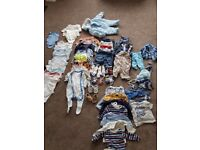 Baby clothes, 3-6 months, boy
