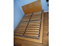Top Quality Solid Wood King Size Bed Frame