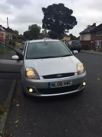 Ford Fiesta 1.4 petrol FSH 102k facelift SWAP or cash