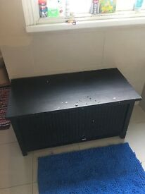 Wooden toys box