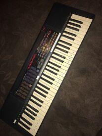 Kawai keyboard (no wires doesn't work)