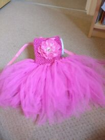 Baby girl cake smash outfit for upto 12 months
