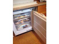 Freezer - With all stuff